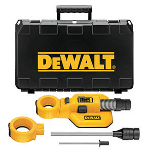 Dewalt DWH050K Large Hammer Dust Extraction – Hole Cleaning
