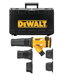 Dewalt DWH053K Large Hammer Dust Extraction – Chiseling