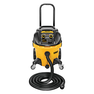 Dewalt DWV012 10 Gallon Wet and Dry HEPA and RRP Dust Extractor