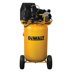 Dewalt DXCMLA1983054 30 Gal. Portable Vertical Electric Air Compressor