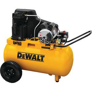 Dewalt DXCMPA1982054 20 Gal. Portable Horizontal Electric Air Compressor