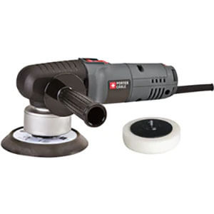 PORTER-CABLE 7346SP 6 in. Variable-Speed Random Orbit Sander with Polishing Pad