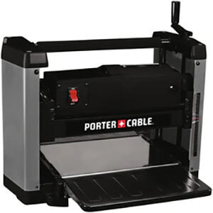 PORTER-CABLE PC305TP 15 Amp Double-Edged Quick-Change Benchtop Planer