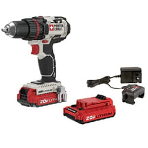 PORTER-CABLE PCCK600LB 20V MAX Cordless Drill and Driver Kit