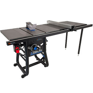 Delta 36-5052T2 10 in Contractor Table Saw