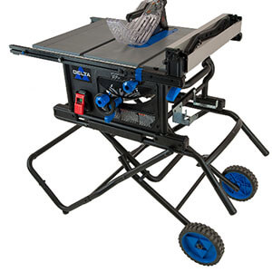 Delta 36-6023 10 in Portable Table Saw