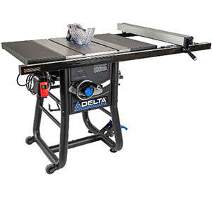 Delta 36-725 T2 15-amp 10 in Carbide-Tipped Table Saw