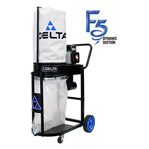 Delta 50-723 Motor Dust Collector Instruction Manual