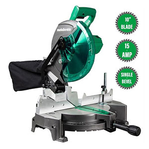 Metabo HPT C10FCG(S) Compound Miter Saw
