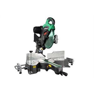 Metabo HPT C12RSH2(S) Sliding Dual Compound Miter Saw with Laser Marker