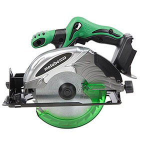 Metabo HPT C18DSLQ4 18V Lithium Ion Circular Saw
