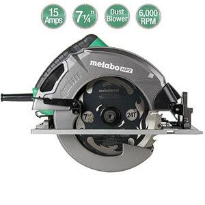 Metabo HPT C7SB3 Circular Saw