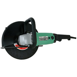 Metabo HPT CC12Y 15-Amp AC and DC Portable Cut-Off Saw