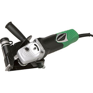 Metabo HPT CM5SB Concrete and Masonry Cutter with Tuck Point Guard