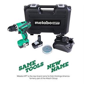 Metabo HPT DS10DFL2 12V Peak Lithium Ion Driver Drill