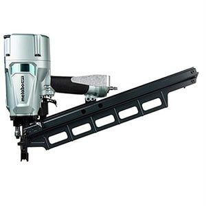 Metabo HPT NR83A5 Plastic Collated Framing Nailer