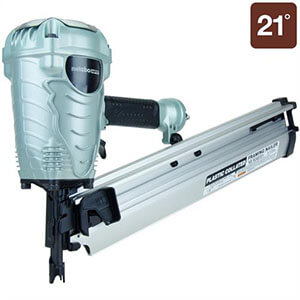 Metabo HPT NR90AE(S1) Plastic Collated Framing Nailer