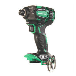 Metabo HPT WH18DBDL2Q4 18V Lithium Ion Triple Hammer Impact Driver